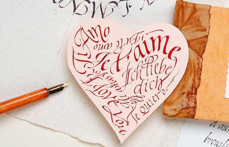 Pour bien débuter la calligraphie